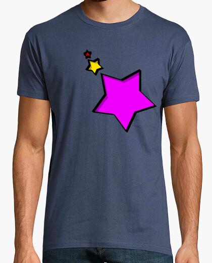 Camiseta Estrellas Tricolor República