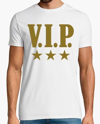 Camiseta estrellas vip