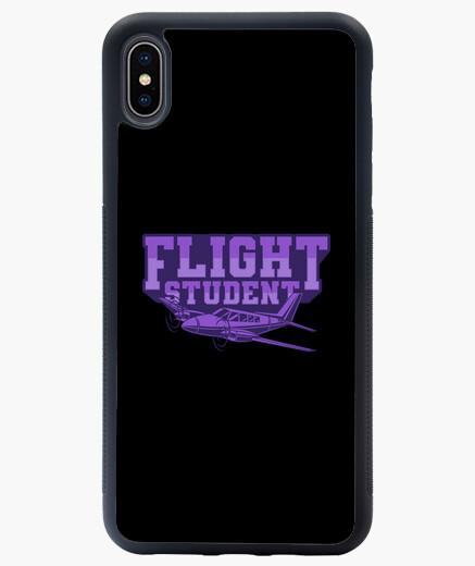 estudiante de vuelo retro estudiante pi