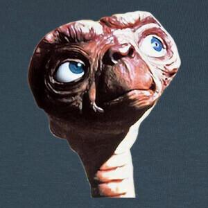 Camisetas E.T.