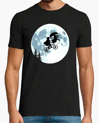 Camiseta E.T. Predator - Friki