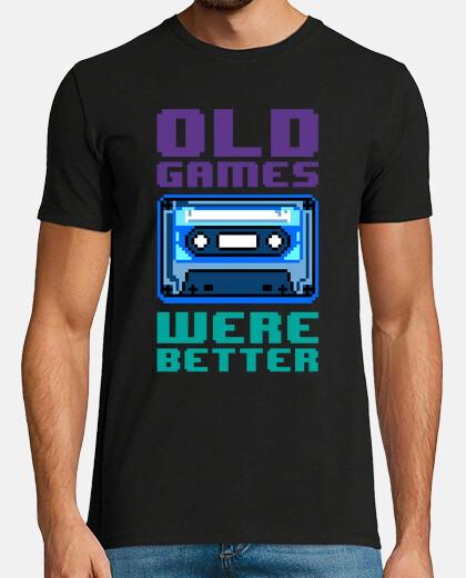 étaient de vieux jeux mieux (cassette)