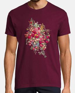 Eterna primavera camiseta hombre