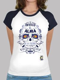 Eternidad Invoco Camiseta Mujer