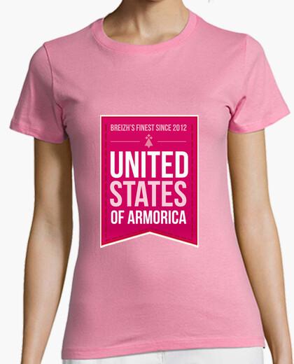 Etiket - t-shirt donna