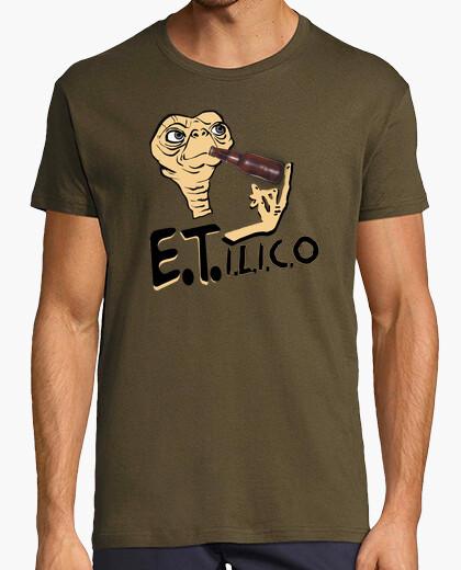 Camiseta ETILICO