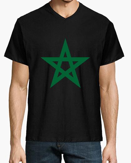 t shirt homme maroc