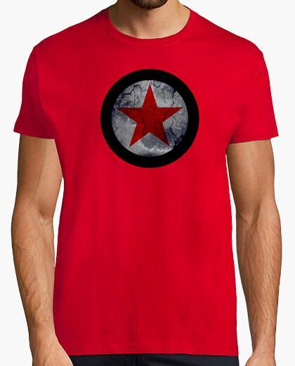 Tee-shirt étoile rouge 2