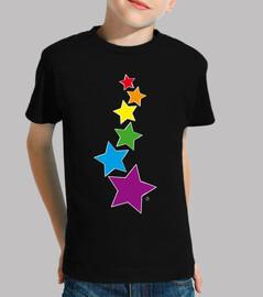 étoiles arc-en-ciel ii