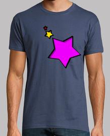 étoiles république tricolore