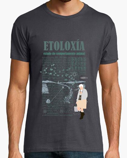 Camiseta Etoloxía