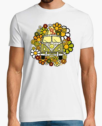Tee-shirt être hippie
