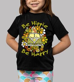 être hippie être heureux