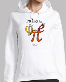 être irrationnel π φ e (effacer les fon