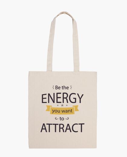 Sac être l'énergie