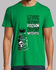 être poison