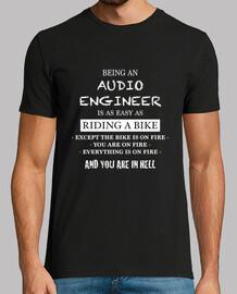 être un ingénieur du son est facile