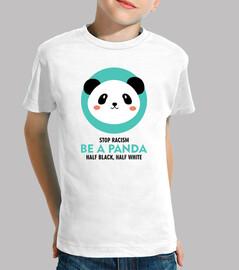 être un panda