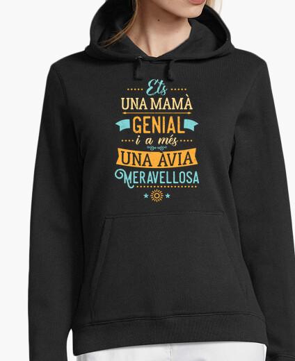 Jersey Ets una mamà genial i a més una àvia me