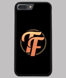 étui avec logo smoked store pour iphone 7 plus ou 8 plus