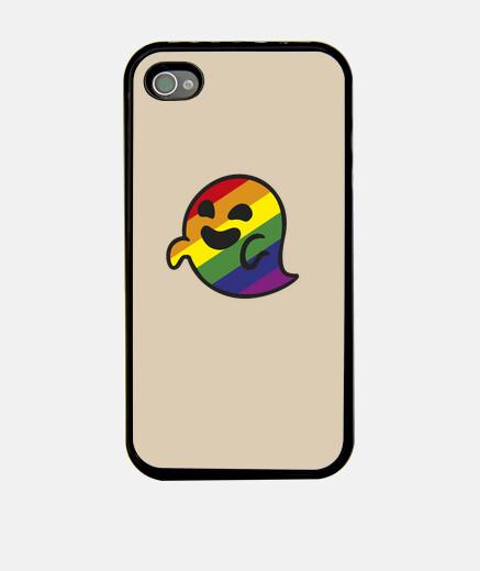 étui gaysper iphone 4, noir