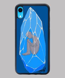 étui iphone xr congelé