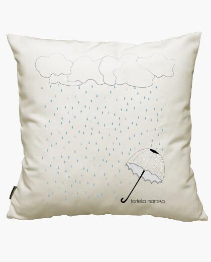 Housse de coussin euria-pluie