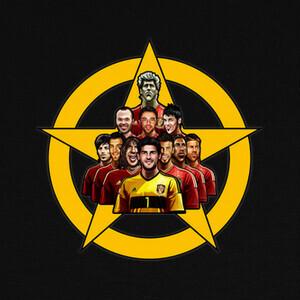 Camisetas Eurocopa 2012 españa podemos