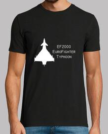 Eurofighter Typhoon Blanco