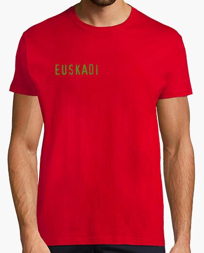 Camiseta EUSKADI