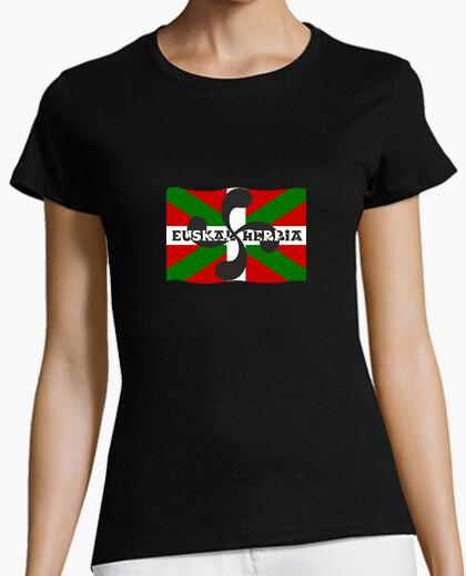 Camiseta Euskal neska