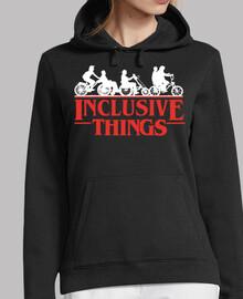 even things sweatshirt woman