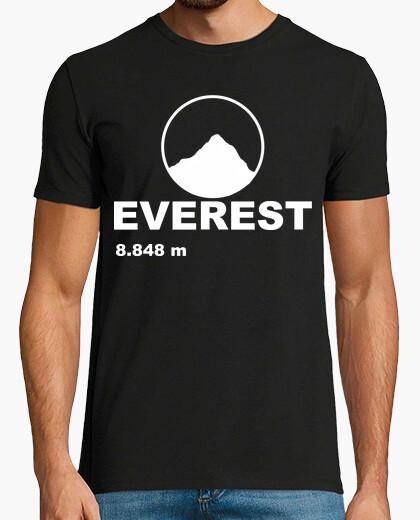 Camiseta Everest. El pico del mundo