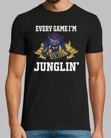 Every day junglin