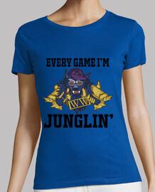 Every game junglin