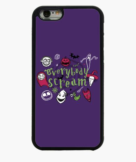 Funda iPhone 6 / 6S Everybody Scream