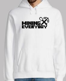 Everyday I am mining 1c
