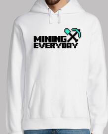 Everyday I am mining 2c