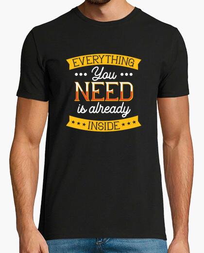 Camiseta Everything You Need