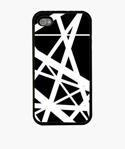 Funda iPhone Evh Stripe Black