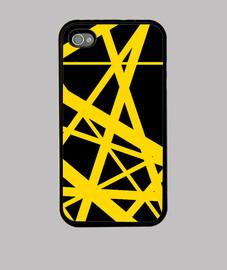 Evh Stripe Yellow