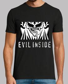 Evil Inside Camiseta