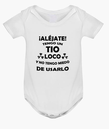 Abbigliamento bambino evitare, mio zio è pazzo