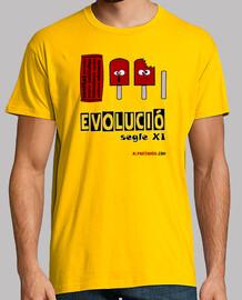 Evolució. Segle XI (català)