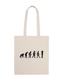 Evolución Ornitólogo (Bag)