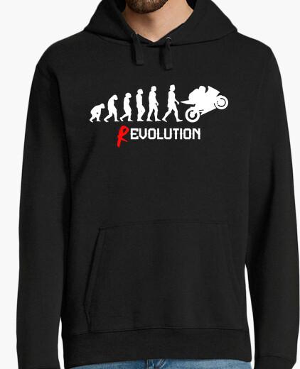 Sudadera Evolución
