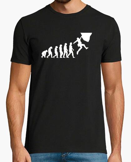 Camiseta evolucion