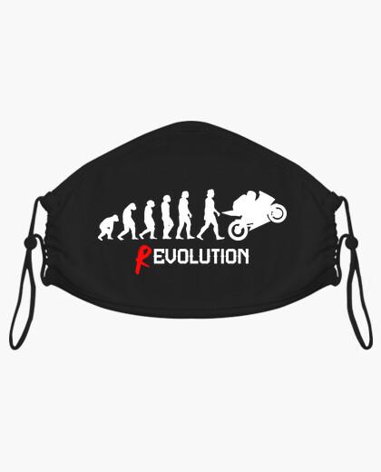 Mascarilla Evolución