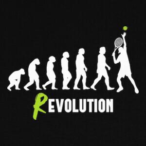 Tee-shirts Evolución