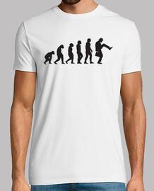 evolución caminar
